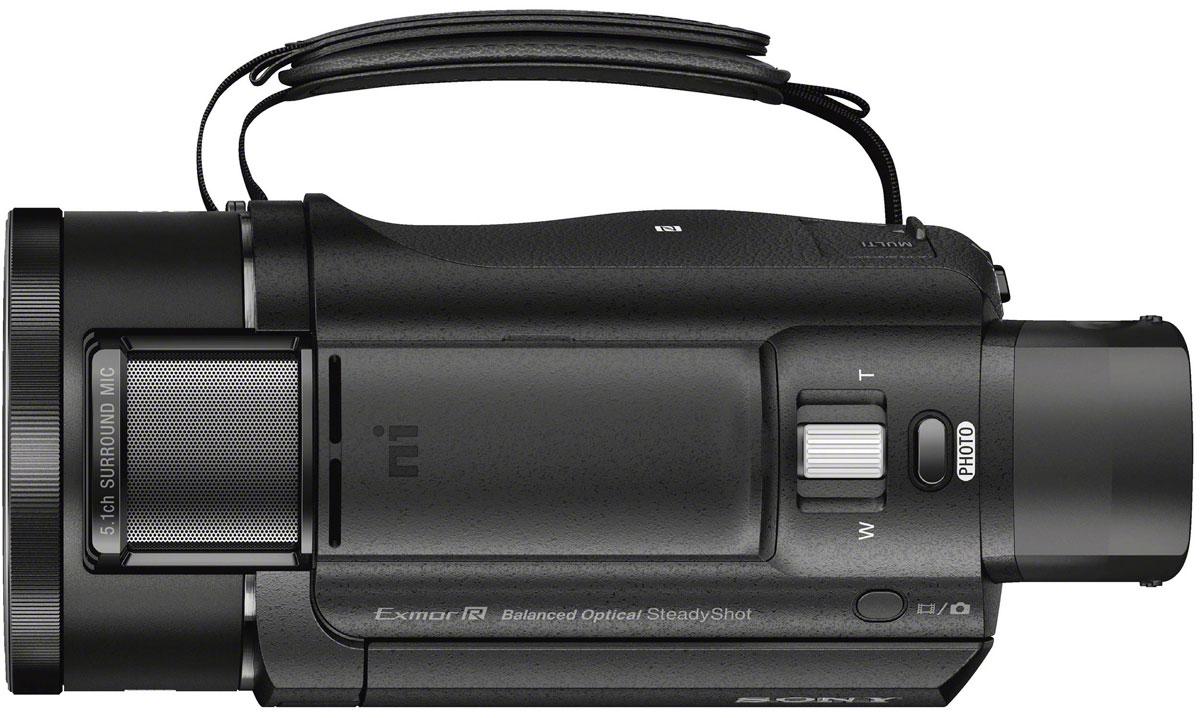 Sony FDR-AX53 цифровая видеокамера