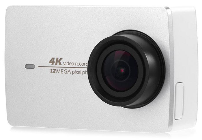 Xiaomi YI 4K, White экшн камера