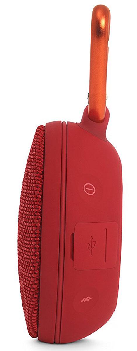 JBL Clip 2, Red портативная колонка