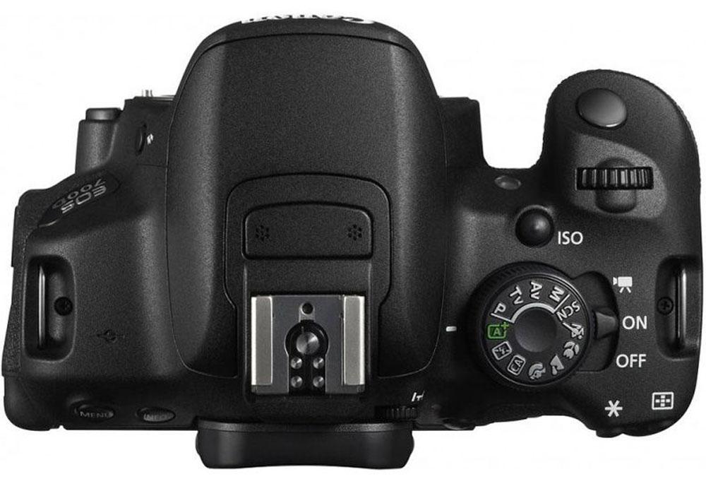 Canon EOS 700D Kit EF-S 18-55 DC III цифровая зеркальная фотокамера