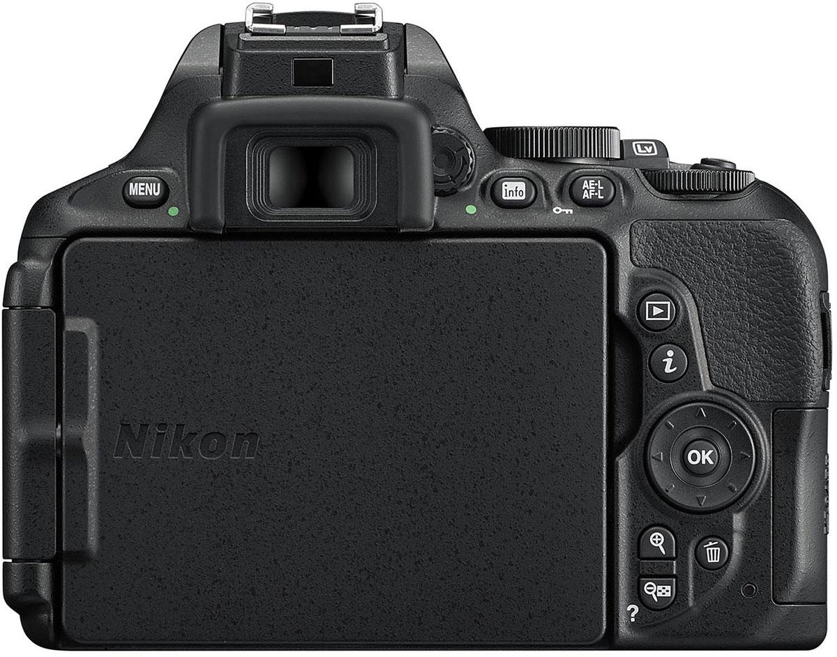 Nikon D5600 Kit 18-140 VR, Black цифровая зеркальная камера
