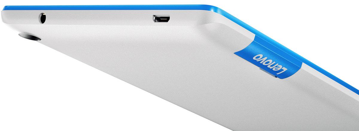 Lenovo Tab 3 (TB3-730X), White (ZA130004RU)