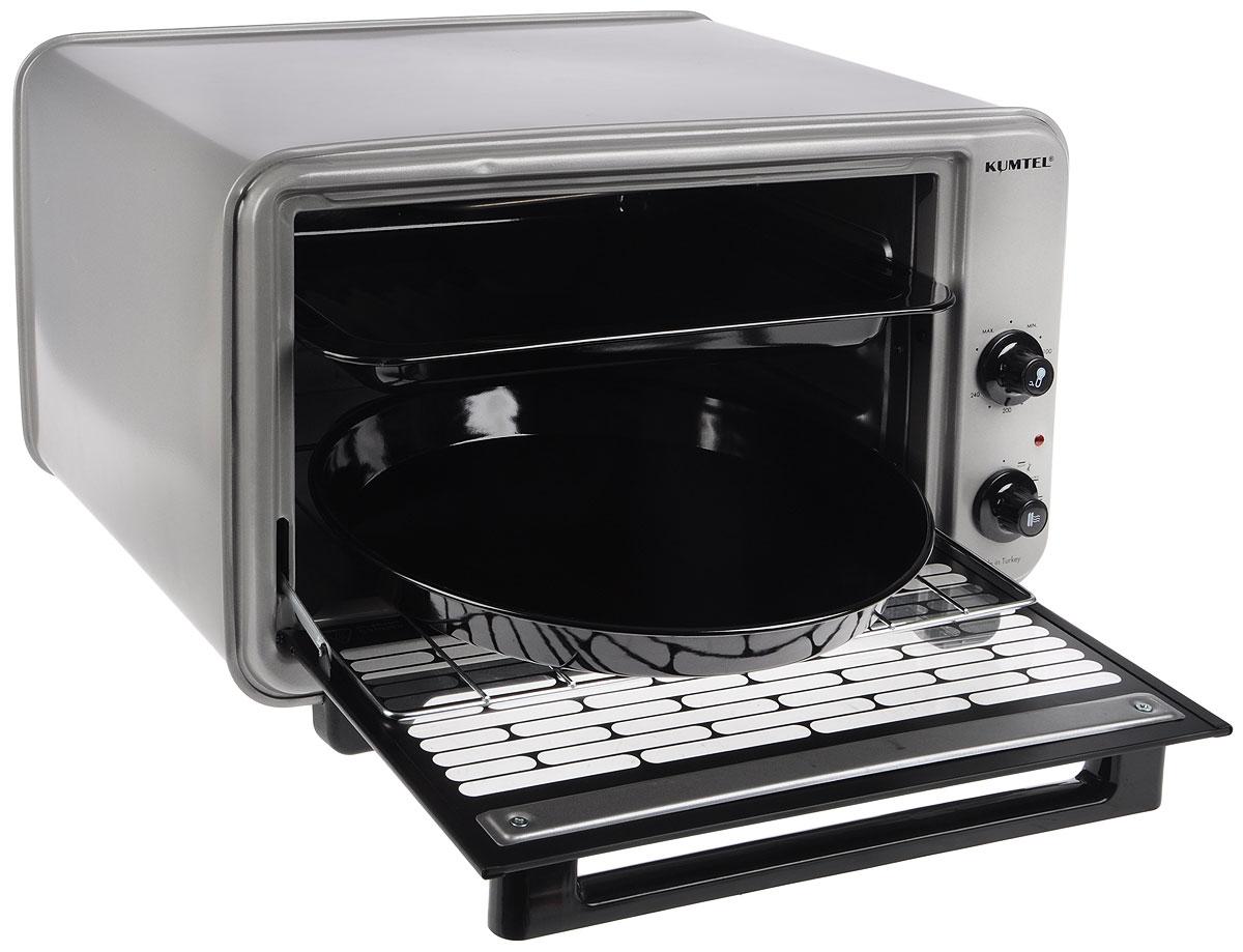 Kumtel KF 3135 D, Grey жарочный шкаф