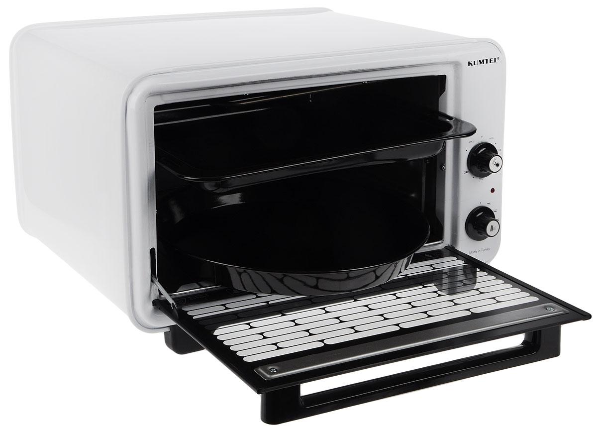 Kumtel KF 3135 D, White жарочный шкаф