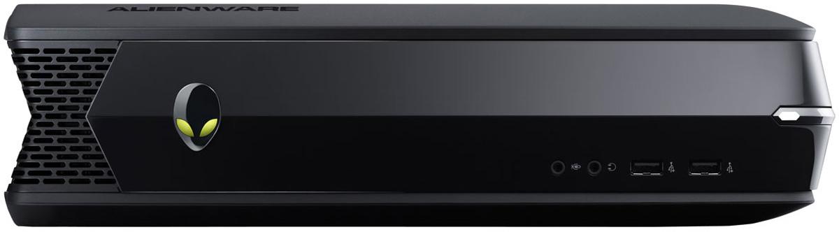 Dell Alienware X51 R3 (R3-8650), Black настольный компьютер