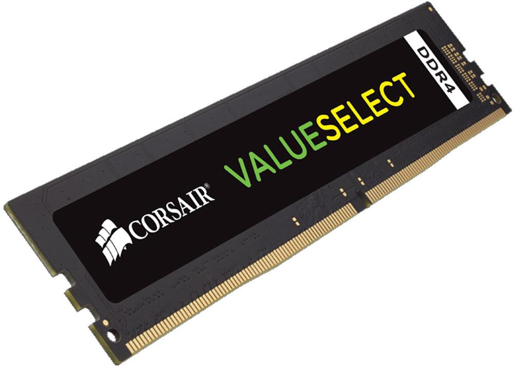 Corsair ValueSelect DDR4 16Gb 2133 МГц модуль оперативной памяти (CMV16GX4M1A2133C15)
