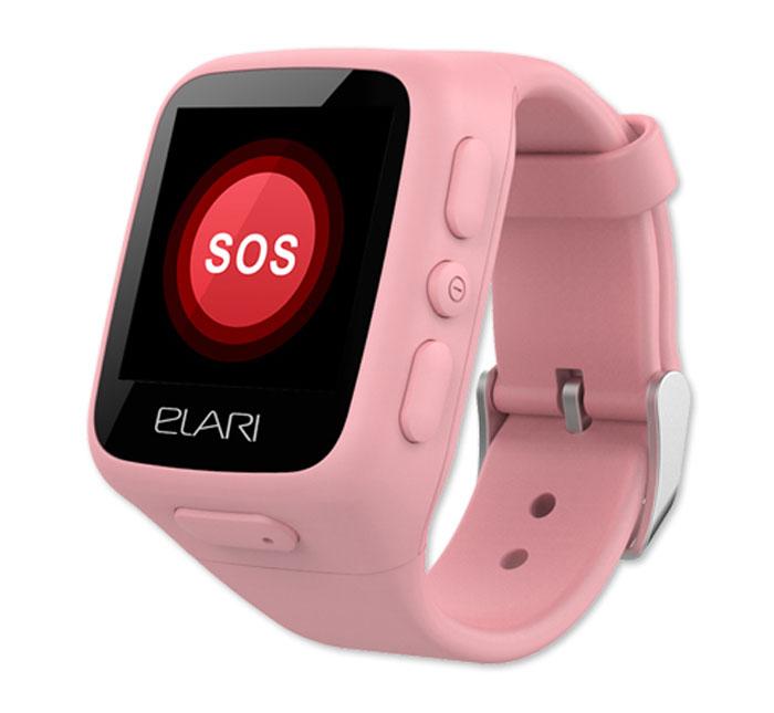 Elari KidPhone, Pink детские часы-телефон