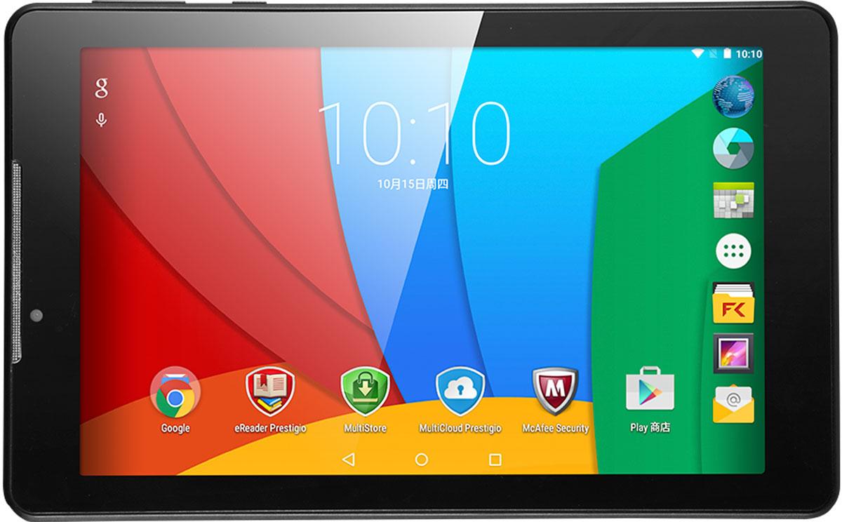 Prestigio MultiPad Wize 3787 3G, Dark Grey