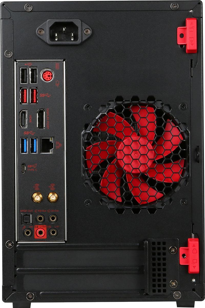 MSI Nightblade X2B-273RU, Black настольный компьютер