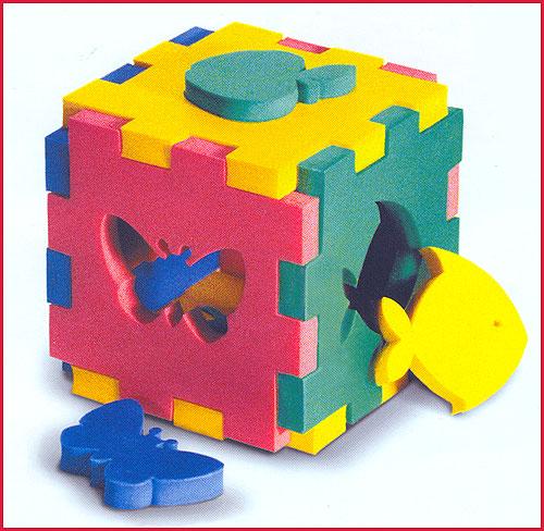Кубик ассорти