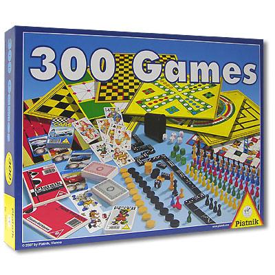 300 Игр. Набор настольных игр ( 780332 )