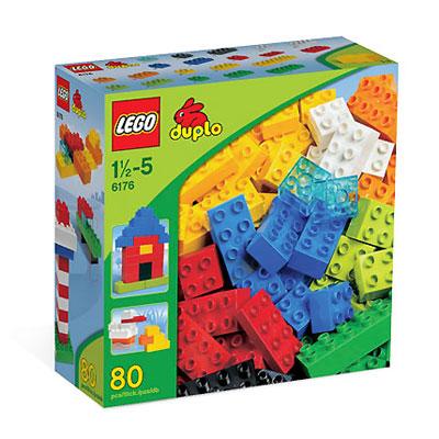 LEGO DUPLO Конструктор Основные элементы 6176 ( 6176 )