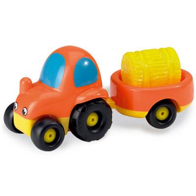 """Smoby Игровой набор """"Трактор с прицепом"""""""