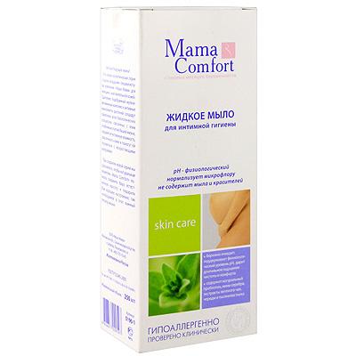 Мыло жидкое Mama Comfort для интимной гигиены, 250 мл