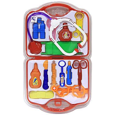 """Игровой набор """"Чемоданчик Доктора"""", 15 предметов"""