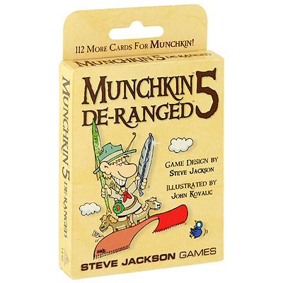 """Игровой набор """"Munchkin 5 De-Ranged"""" ( 51795 )"""