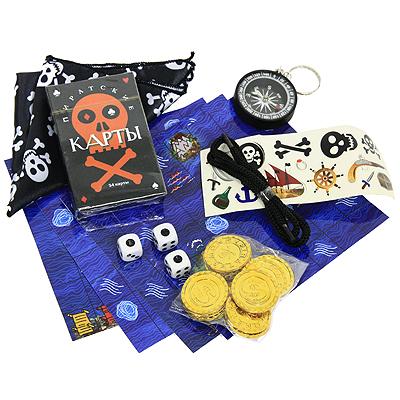 """Набор для творчества """"Пиратский набор"""""""