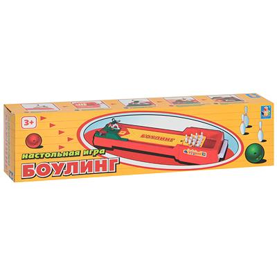 """Настольная игра """"Боулинг"""". Т52236"""