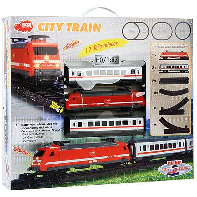 """DICKIE �������� ������ """"City Train"""""""
