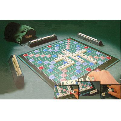 """Mattel Games Настольная игра-кроссворд """"Scrabble классический"""" ( Y9618_51284 )"""