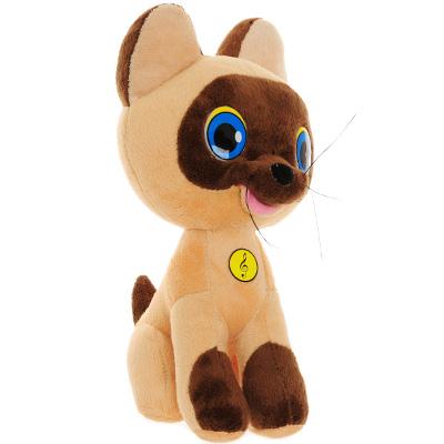 Мягкая говорящая игрушка `Котенок Гав`, 26 см