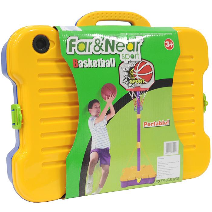 Баскетбольная стойка (набор).  ...