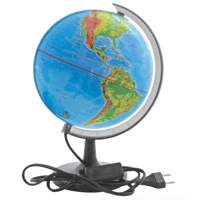 """Глобус """"Rotondo"""" с физической и политической картами мира. Диаметр 20 см"""