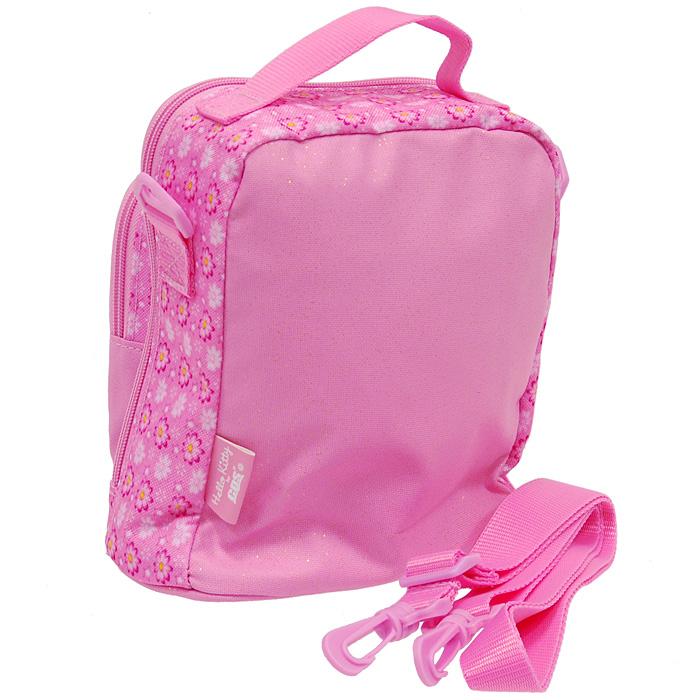 """Сумка для завтраков """"Hello Kitty"""", цвет: розовый"""