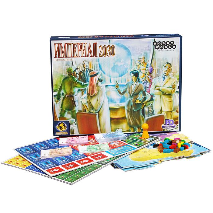 Hobby World Настольная игра Империал 2030 ( 1965 )