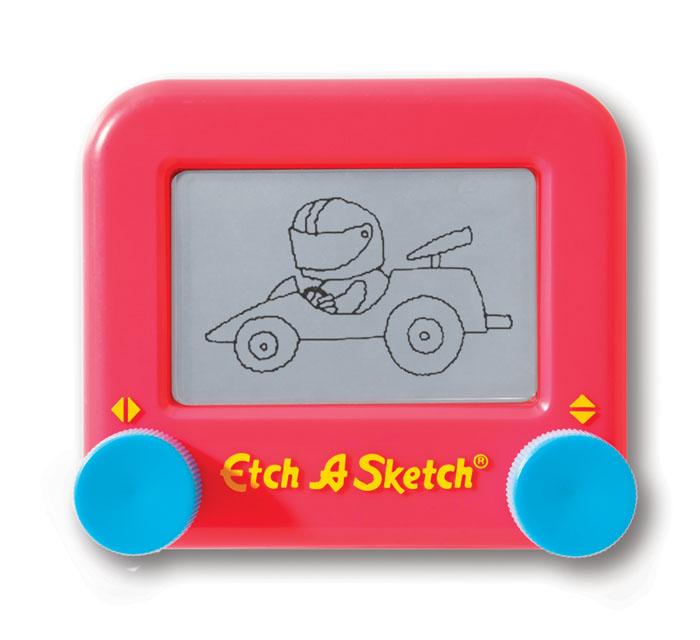 Etch-A-Sketch Волшебный экран цвет зеленый ( 516 )