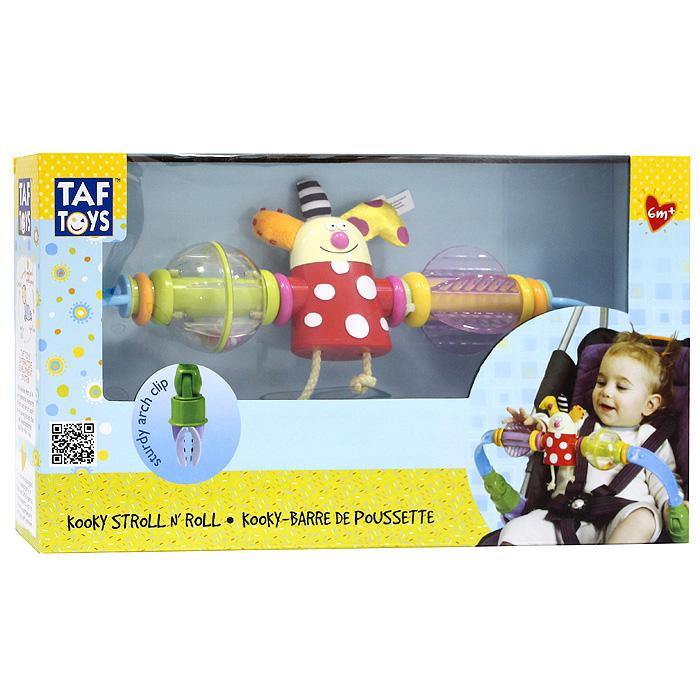 Taf Toys Развивающая дуга на коляску