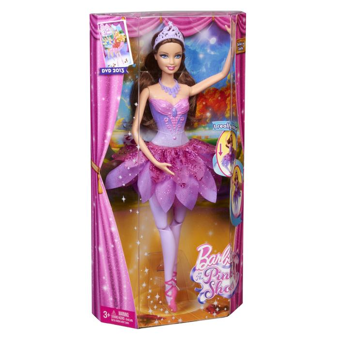 Barbie Кукла-балерина Одетта