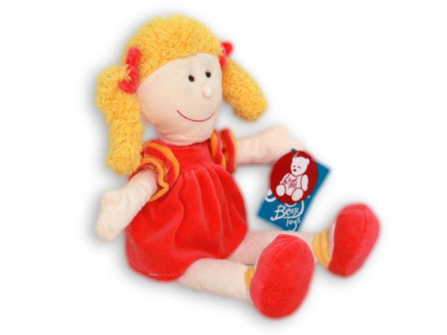 Magic Bear Toys Мягкая кукла Девочка