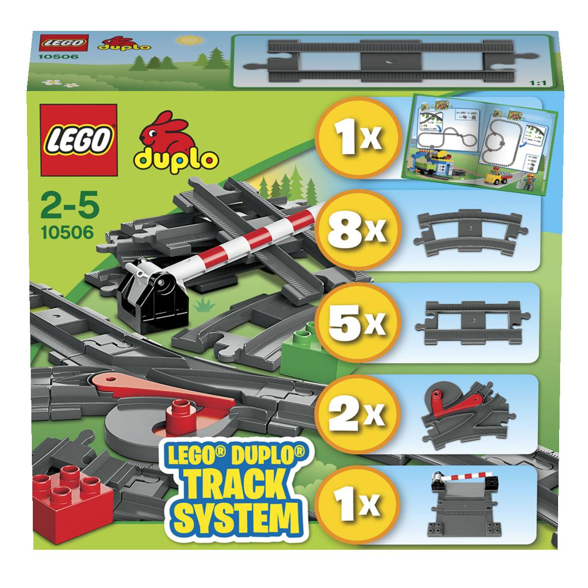 LEGO DUPLO Конструктор Дополнительные элементы для поезда 10506 ( 10506 )