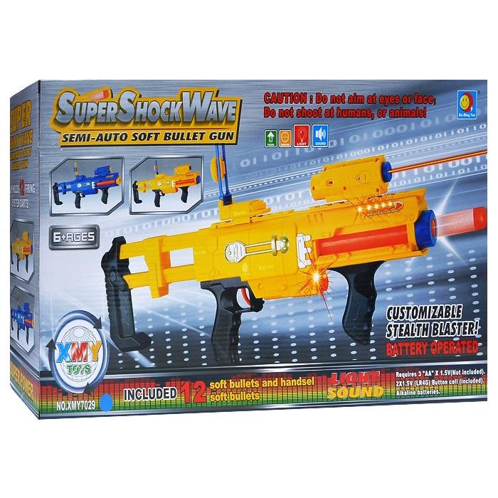 "�������������� ������� ""Super Shock Wave"", � ���������. XMY7029, � ������������"