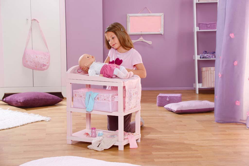 Пеленальный столик для беби анабель