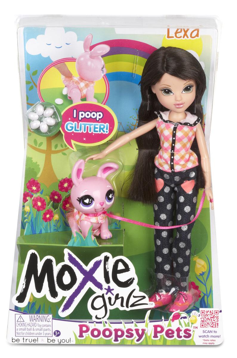 Moxie Кукла Лекса с зайкой