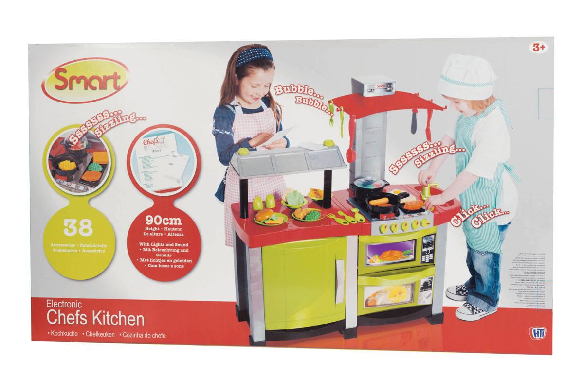 HTI Игровой набор Smart Кухня шеф-повара 39 предметов