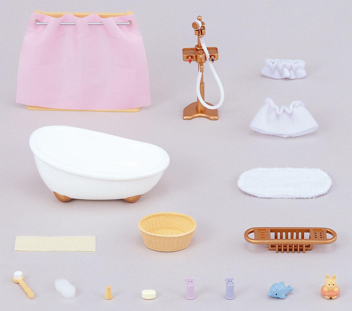 """Sylvanian Families игровой набор """"Ванная комната, мини"""""""