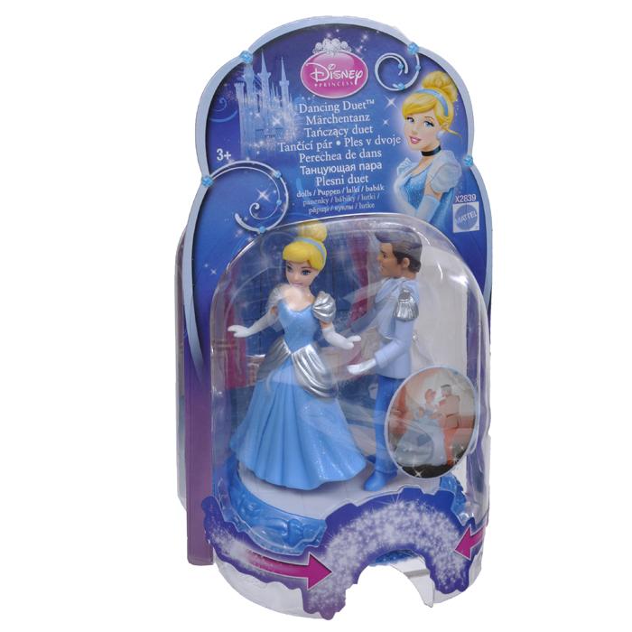 """Набор мини-кукол Disney Princess """"Свадебный танец Золушки и принца"""""""