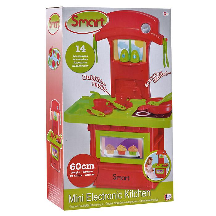 """Игровой набор HTI """"Маленькая электронная кухня Smart"""", 15 предметов"""
