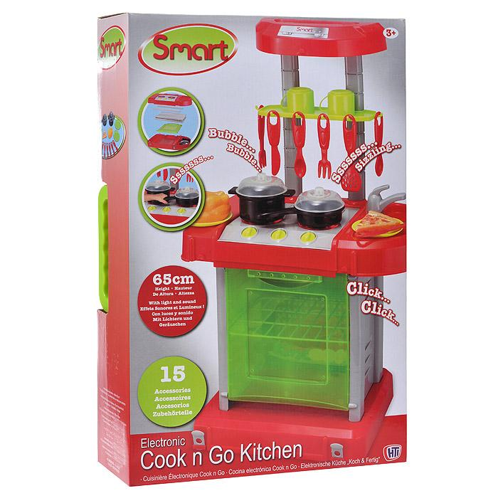 """Игровой набор Smart """"Портативная кухня"""", 16 предметов"""