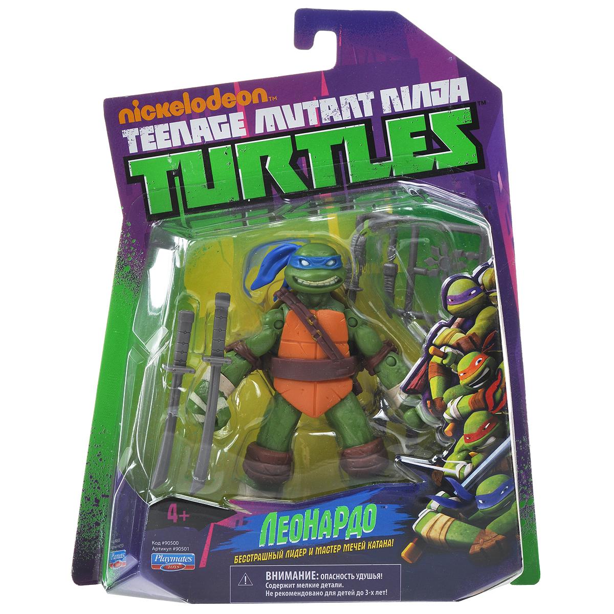 """Фигурка Turtles """"Леонардо"""", 12 см"""