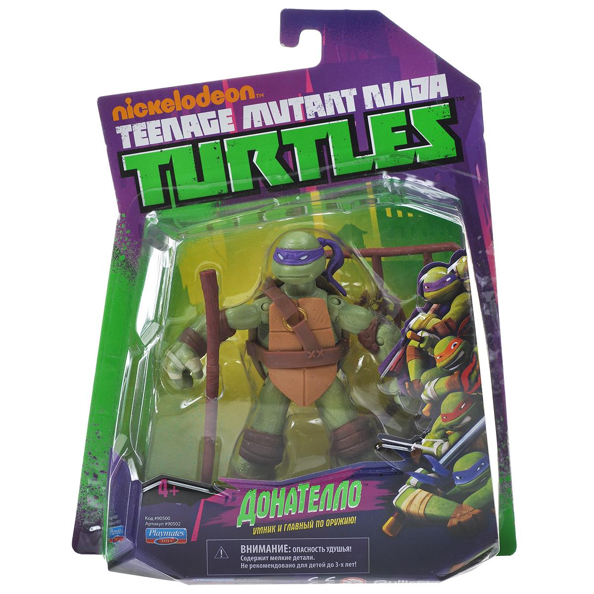"""Фигурка Turtles """"Донателло"""", 12 см"""