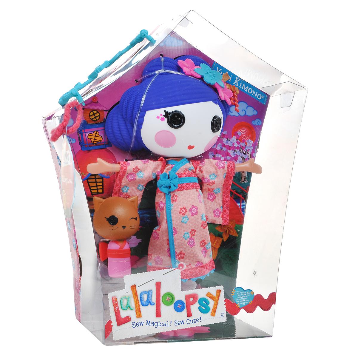 Lalaloopsy Кукла Сакура