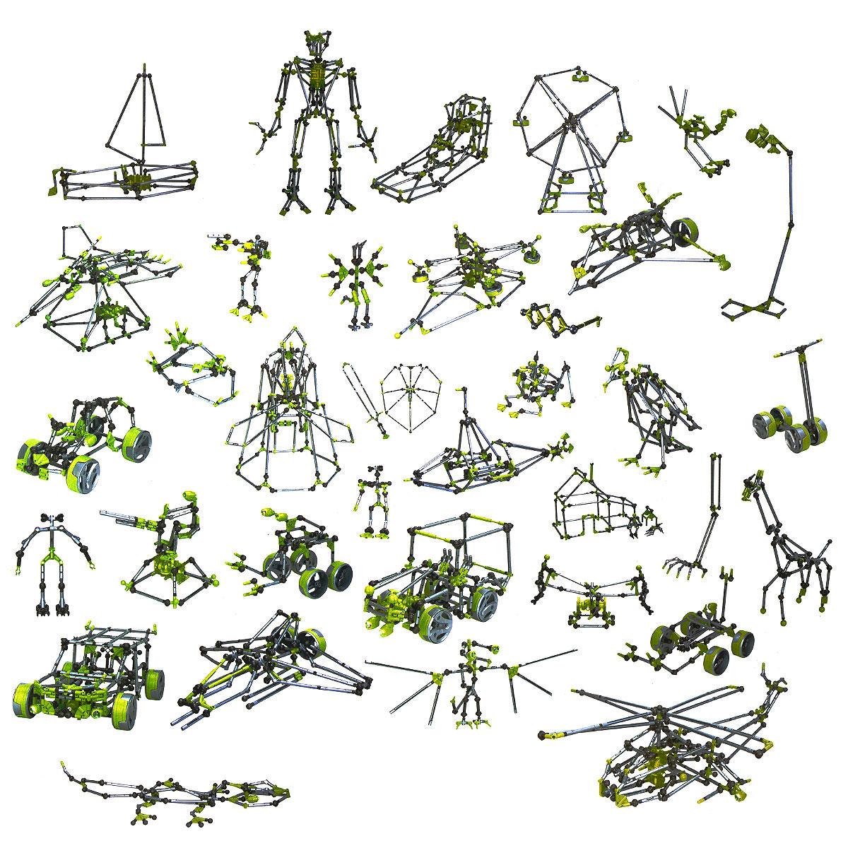 Intellect Block Конструктор Вертолет ( 252-2 )