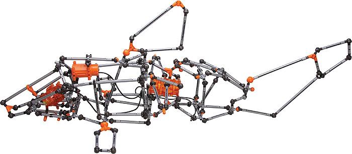 Intellect Block Конструктор Динозавр ( 253-1 )