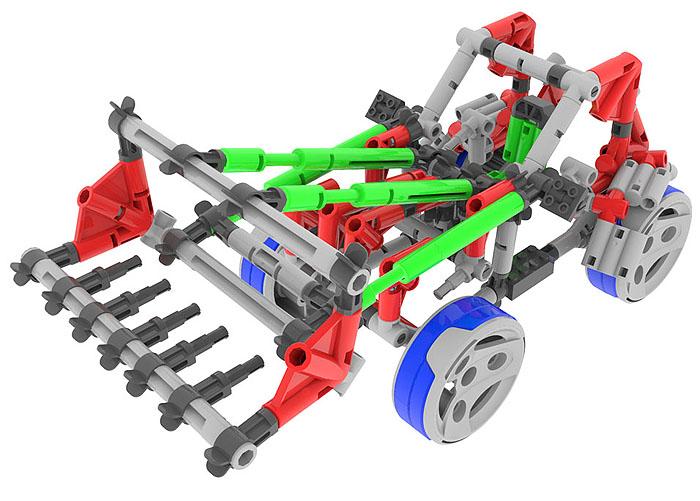 Intellect Block Конструктор 254-4 ( 254-4 )