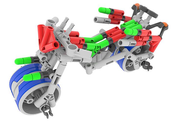 Intellect Block Конструктор 254-9 ( 254-9 )