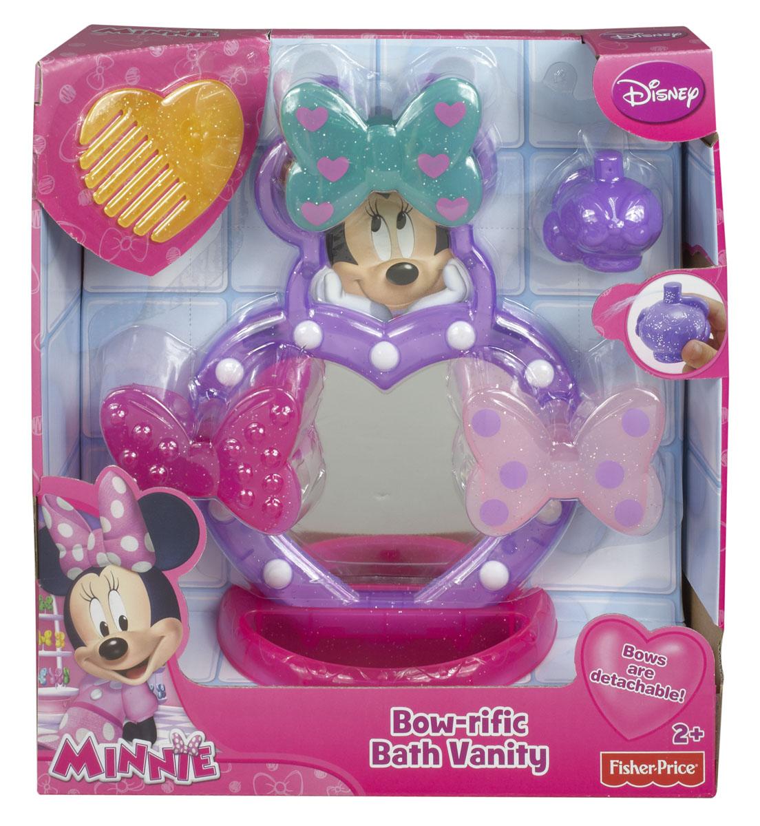 """Minnie Mouse Игровой набор для ванны """"Маленькая модница"""""""